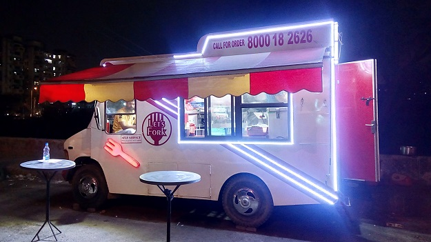 food truck dwarka