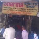 sharma sweet shop gulab jamuns