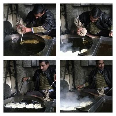 old famous jalebi wala old delhi