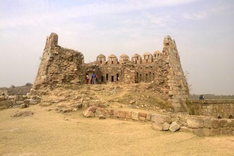 adilabad ruins delhi