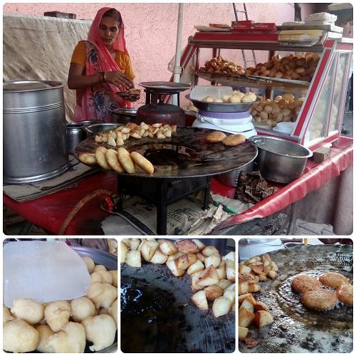 khan market alu tikki