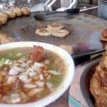 alu tikki and sabzi alwar