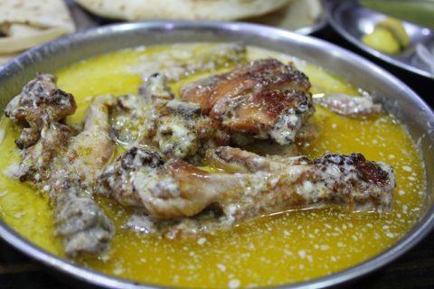 butter chicken nizamuddin