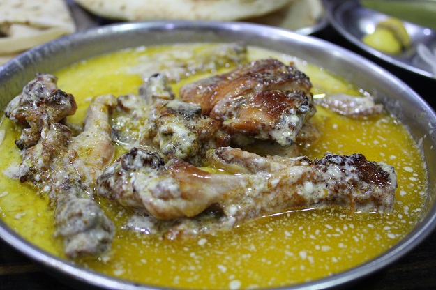 butter chicken nizamuddin