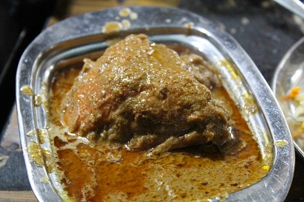 ghalib kebab corner nizamuddin delhi