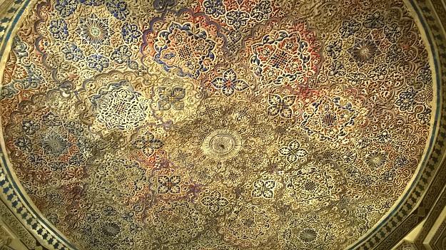 jamali kamali tomb roof
