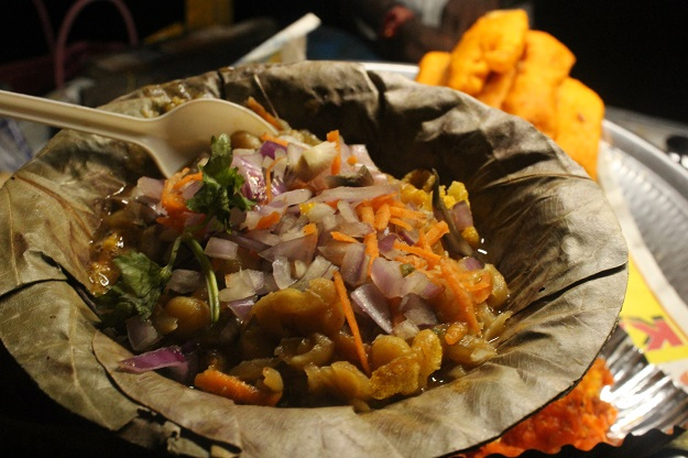mahabalipuram beach food