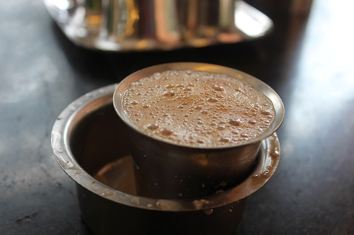 filter coffee murugan idli shop