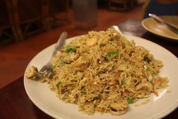 prawn fried rice mammalapuram moonrakers