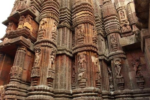 raja rani temple architecture