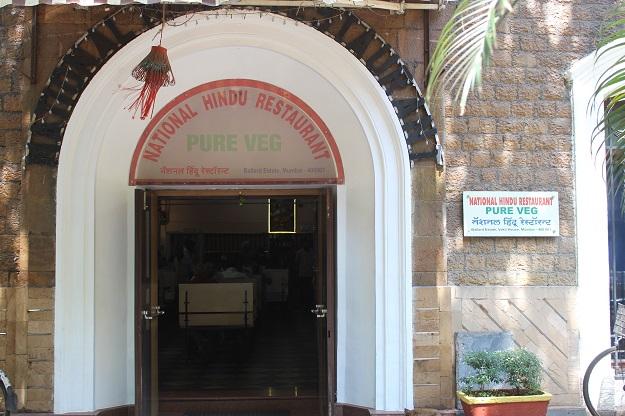 national hindu restaurant mumbai