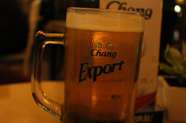 chang beer bangkok