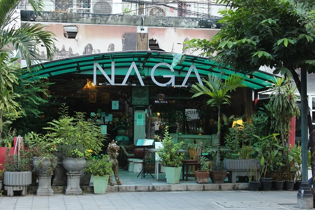 naga cafe sathorn
