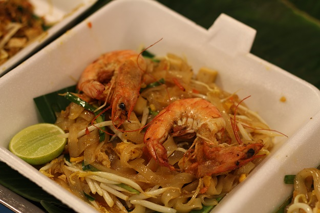 pad thai asiatique