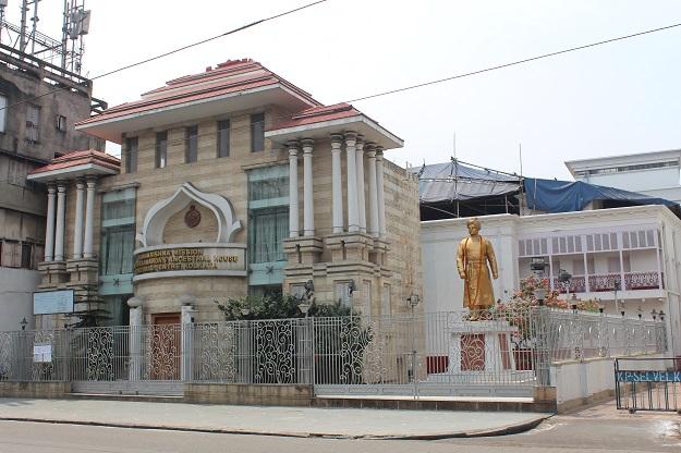 Vivekanada's house
